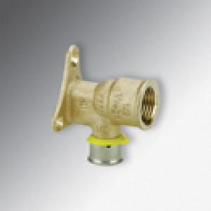 10//Each 94535 Viega PureFlow Press 90 Drop Ear Elbow Zero